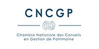 CNCGP - Chambre nationale des conseils en gestion de patrimoine