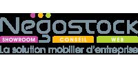 Negostock - Showrom, conseil, web - La solution mobilier d'entreprise