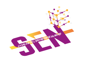 Logo SEN - Salon de l'entreprise du nord